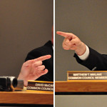 Norwalk council tension 010813