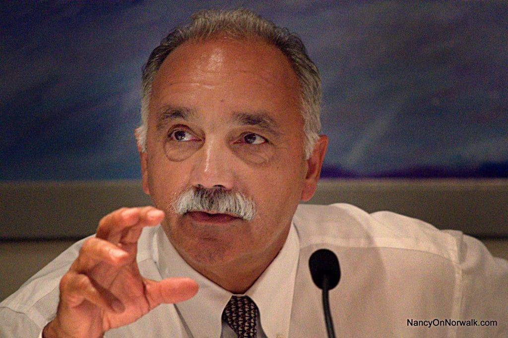 Norwalk Superintendent Manny Rivera