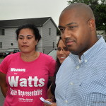 Councilman David Watts (D-District A)