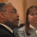 Norwalk Tax Assessor Michael Stewart.