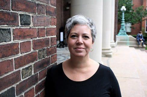 Author Jean Zimmerman will be speak at the Lockwood-Mathews Mansion.
