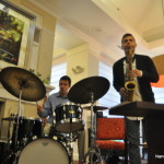 Mike Camacho and Friends bring live jazz to the Norwalk Inn Thursday evening for the NancyOnNorwalk fundraiser.
