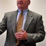 Redevelopment Agency Executive Director Tim Sheehan.