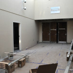 Renovations at the South Norwalk Community Center are nearly complete, Executive Director Kelly Robertson said.
