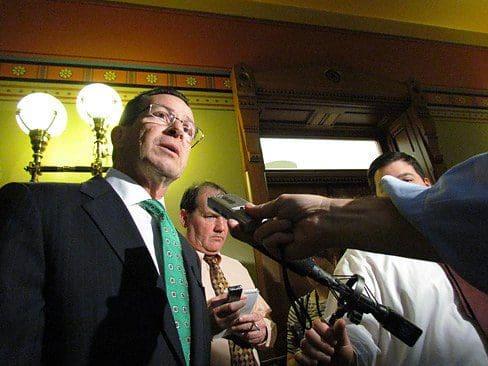 Gov. Dannel P. Malloy (CTNJ file photo)