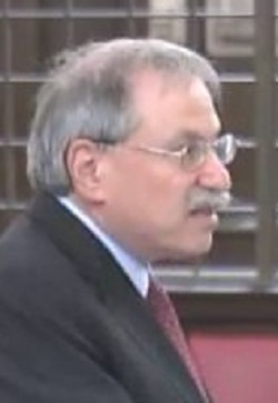 David S. Golub, an attorney for the Democratic Party. (CT-N screen capture)