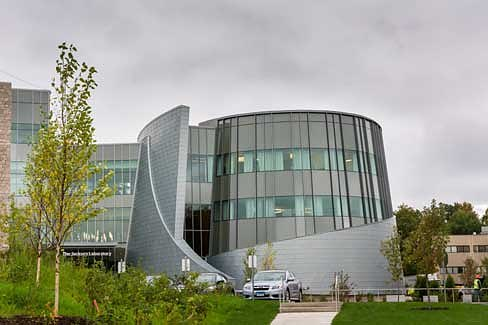 The Jackson Laboratory in Farmington. (Derek Hayn / Centerbrook Architects)