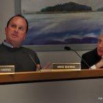 Board of Education member Mike Barbis