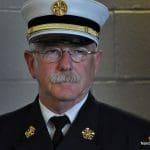 Norwalk Fire Chief Denis McCarthy.