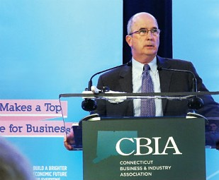 Joseph Brennan is the new president and CEO of CBIA (Courtesy of CBIA)