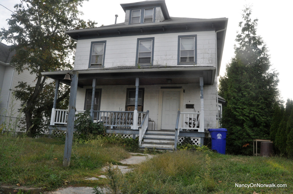 This home at 4 Hawkins Ave. in East Norwalk is now owned by