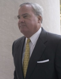 Former Connecticut Gov. John Rowland.