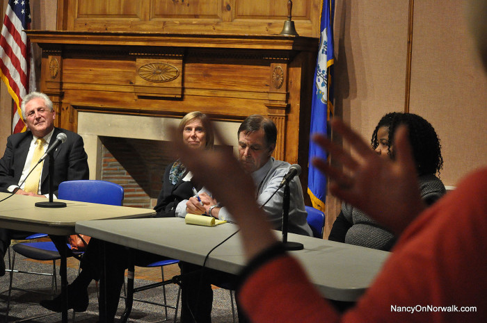Norwalk Mayor's Night Out 15-0225 068
