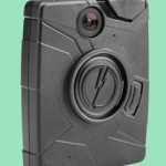 The Norwalk Police Department plans to purchase 35 of these body cameras. (Photo courtesy of Taser)