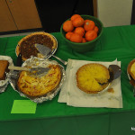 There was indeed pie at the League of Women