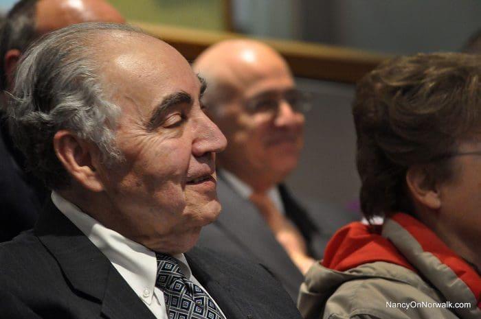 Former Norwalk Mayor Frank Zullo.
