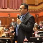 Rep. Juan Candelaria (D-New Haven)   (Elizabeth Regan photo)