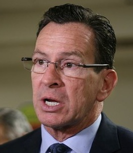 "Gov. Dannel P. Malloy  said Tuesday, ""Over the next five years, Connecticut will invest billions in transportation, so we can revitalize our aging system."""