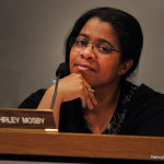 Norwalk Board of Education member Shirley Mosby. (File photo)