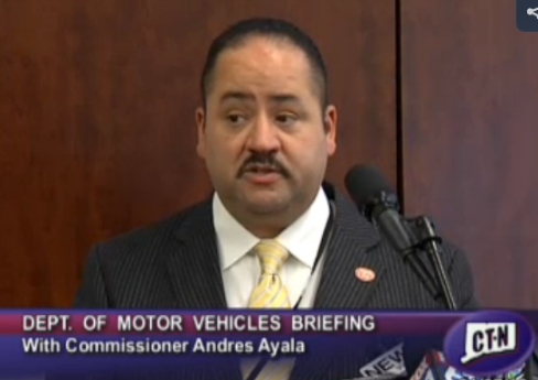 Dmv Commissioner Apologizes To Motorists Nancy On Norwalk