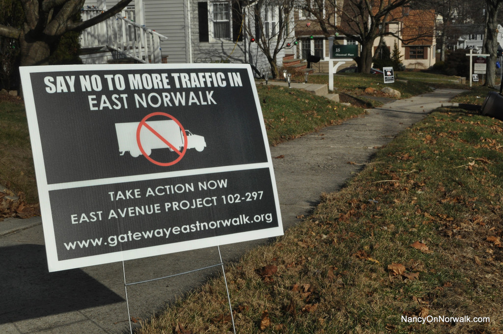 Pleas from East Norwalk residents were responded to by the Common Council but the Connecticut Department of Transportation is sticking with its plan for the East Avenue road lowering.