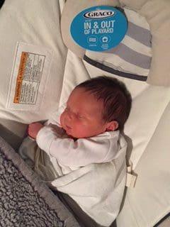Emily Rose Giandurco was born April 28.