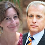 Liz Dupont-Diehl and John Emra