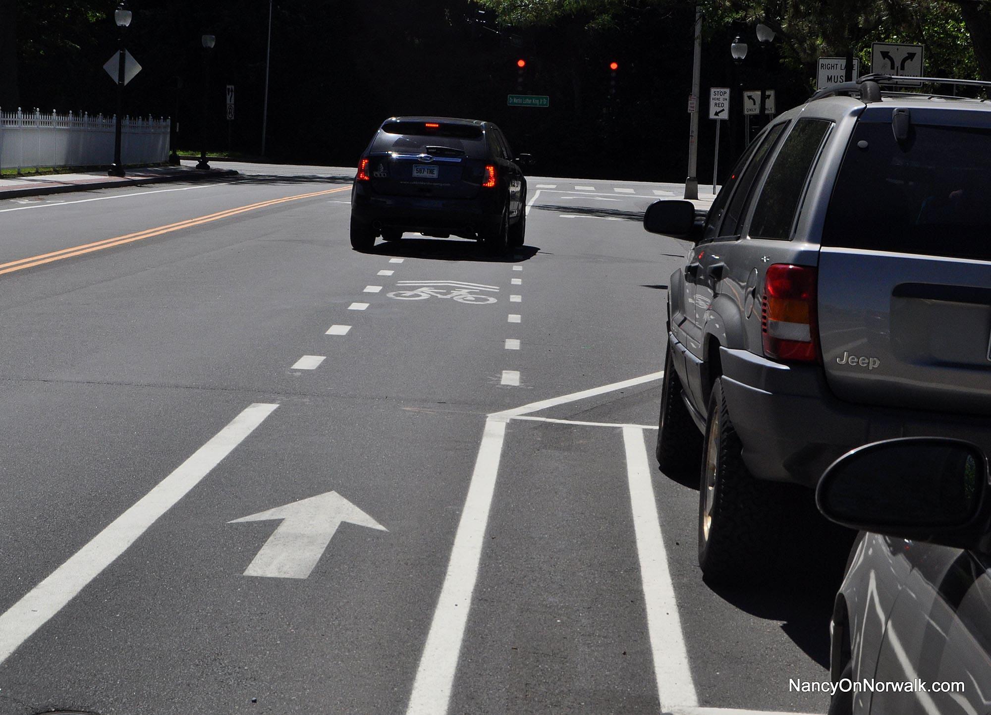 Norwalk Moves Ahead With More Bike Lanes Nancy On Norwalk
