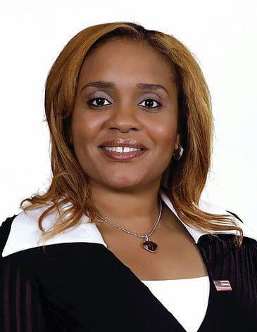 Republican state representative candidate Darline Perpignan.