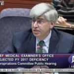Chief Medical Examiner James Gill.