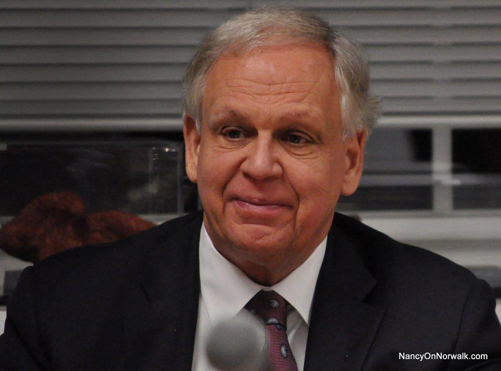 Norwalk Superintendent of Schools Steven Adamowski.