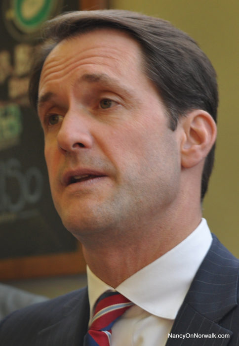 U.S. Rep. Jim Himes (D-Greenwich).