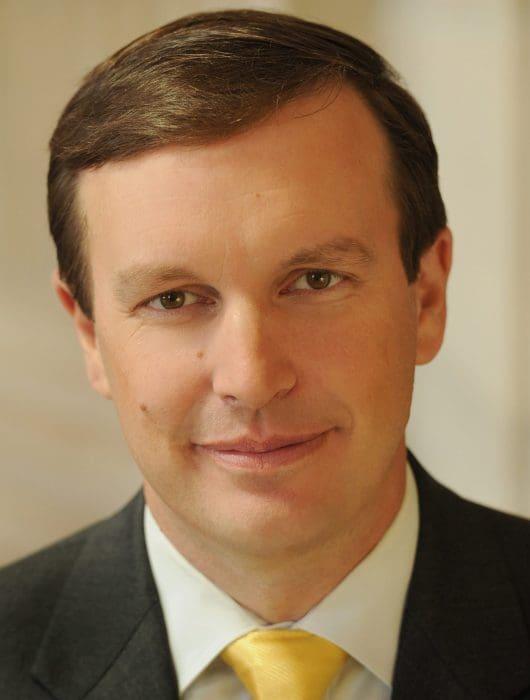U.S. Sen. Chris Murphy (D-Conn.)