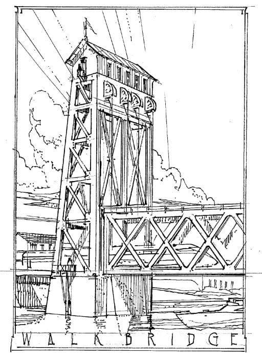 Chimento Illuminates Walk Bridge Updates