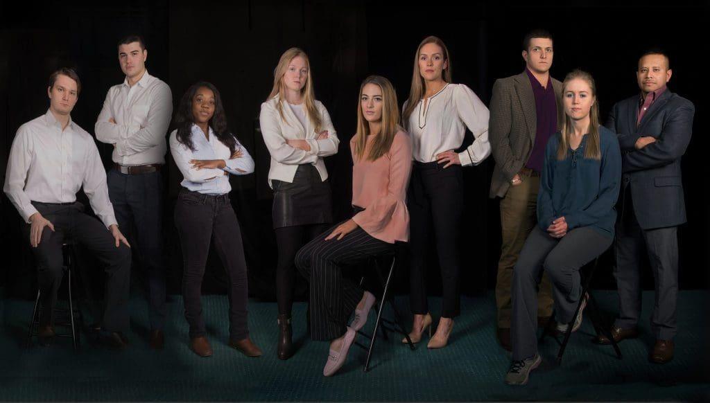 Fairfield University showcases startups in annual Shark Tank