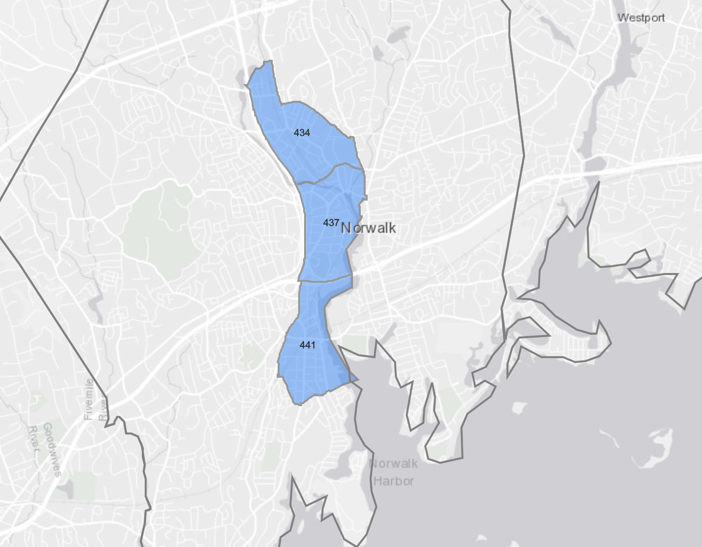 Malloy nominates three Norwalk census tracts for fed \'opportunity ...