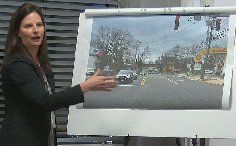 Third Taxing District presented with plans to change East Avenue