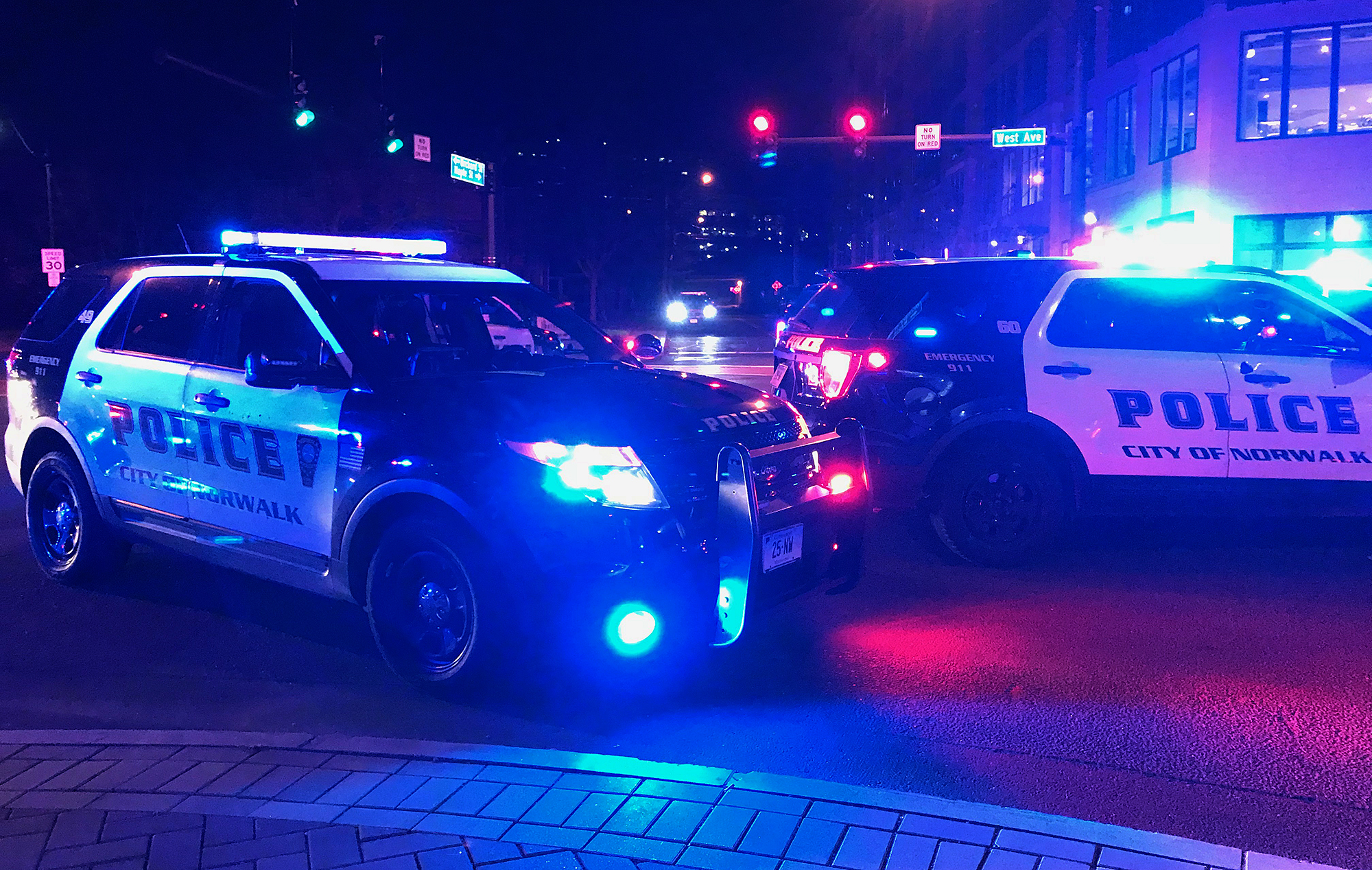 Norwalk Council authorizes 'menacing' police vehicles