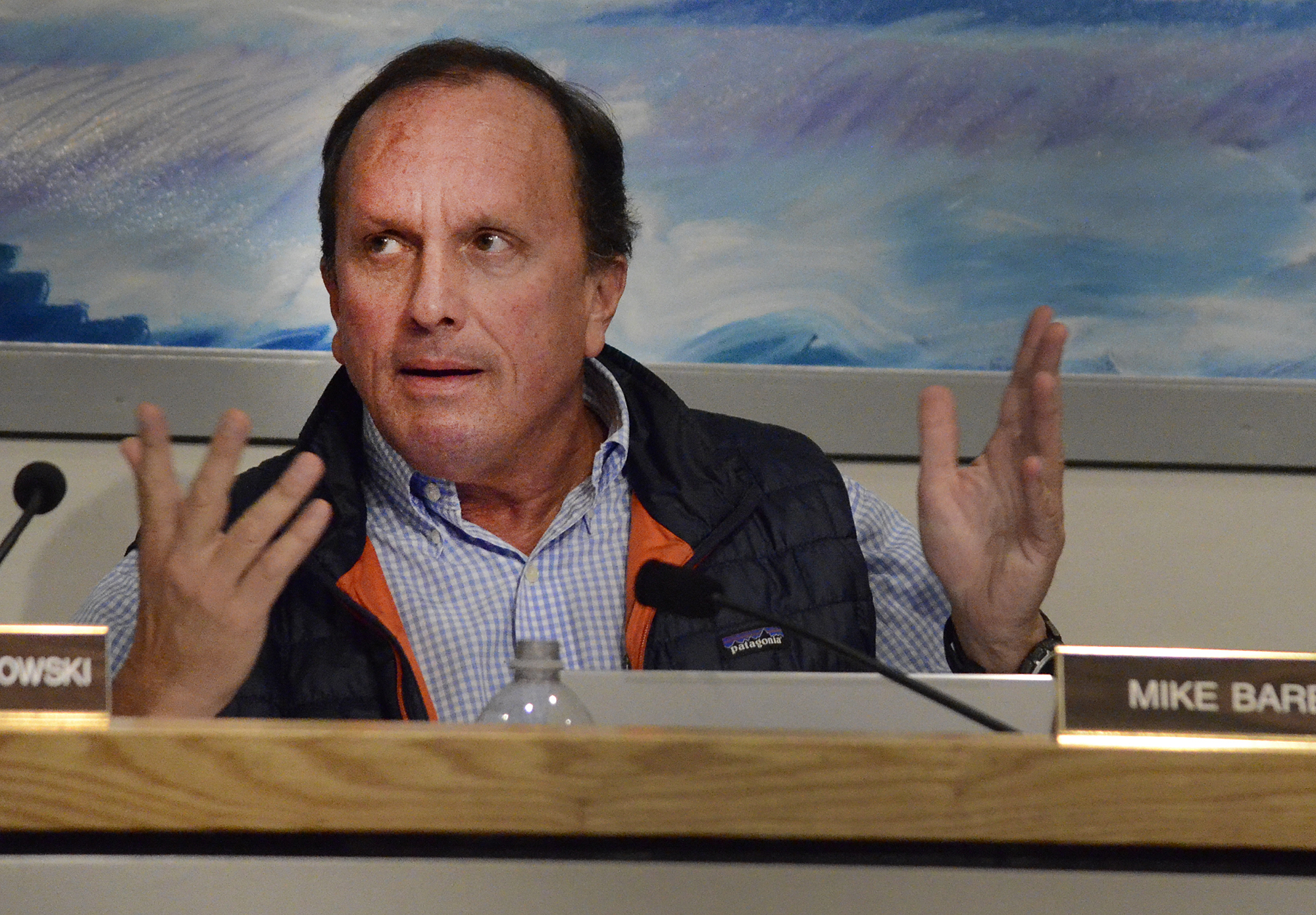 Norwalk Political Notes Rilling Barbis Answer Critics